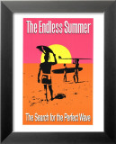 The Endless Summer Poster von John Van Hamersveld