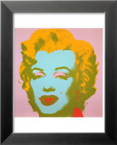 Marilyn Monroe, 1967 (pale pink) - Marilyn Monroe, 1967 (rose pâle) Art par Andy Warhol