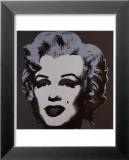 Andy Warhol - Marilyn Monroe, 1967 (black) Plakát