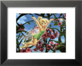 Tinker Bell: Fun-Loving Spitfire Art by Walt Disney