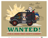 Weenicons: Wanted! Psters