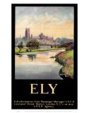 Ely Cathedral Dark Prints