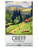 Crieff Perthshire Prints