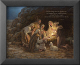 Nativity Psters por Jon McNaughton