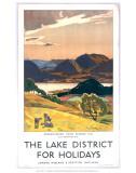 Kraina Jezior Plakaty