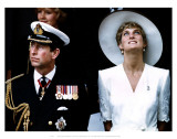 Charles and Diana Plakater