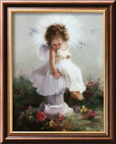 Baby Angel II Posters by Joyce Birkenstock