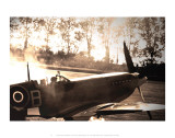 Spitfire Dawn Prints