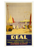 Deal Southern Railways Art
