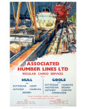 Associated Humber Lines Ltd Posters