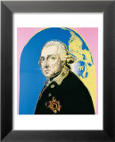 Frederick the Great, c.1986 Print by Andy Warhol