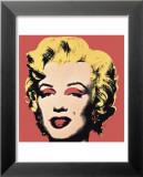 Marilyn, c.1967 (on red ground) Poster von Andy Warhol