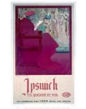 Ipswich Wolsey LNER Poster