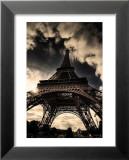 The Eiffel Tower Kunstdrucke von  Verlijsdonk