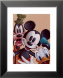 Mickey, Donald, and Goofy: Friends Forever Posters by Walt Disney