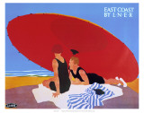 East Coast by LNER Poster