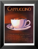 Urban Cappuccino Poster by Paul Kenton