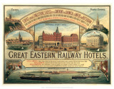 Great Eastern Railway Hotels Prints