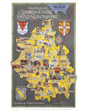 Cambridgeshire and Huntingdonshire Posters