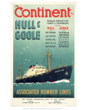 Continent, Hull, Goole Poster