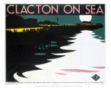 Clacton on Sea Posters