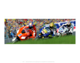 Motocycling Prints by Ron Fisher