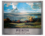 Perth, the Fair City Prints