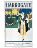 Harrogate Lady Posters
