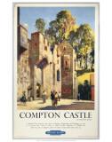 Compton Castle Art
