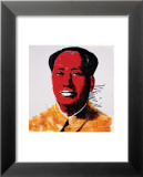 Mao, c.1972 (Red) Lámina por Andy Warhol