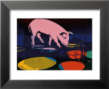 Fiesta Pig, c.1979 Prints by Andy Warhol