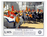 London: the Horse Guards Prints