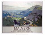 Malvern Posters