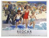 Redcar I Prints