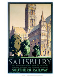 Salisbury Posters
