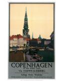 コペンハーゲン 高画質プリント