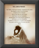 Lord&#39;s Prayer Prints by Danny Hahlbohm
