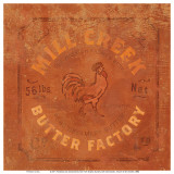 Mill Creek Butter Posters by Eric Gillett