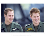 Prince William and Harry Posters