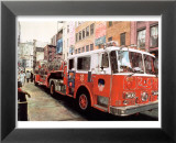 Engine 20 Print by Ronald Kleemann