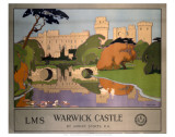 Warwick Castle Prints