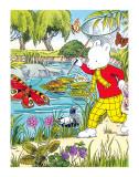 Rupert Bear Prints