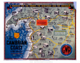 Cambrian Coast Prints