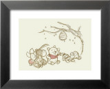 Pooh and Friends Art
