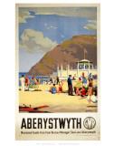 Aberystwyth Beach Prints