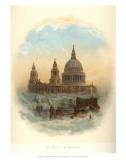St Paul's Cathedral Posters by Arthur Wilde Parsons