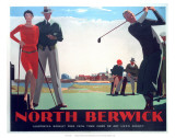 North Berwick Posters