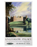 Linlithgow Palace Posters
