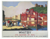 Whitby Promenade Prints