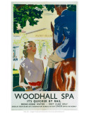 Woodhall Spa Posters